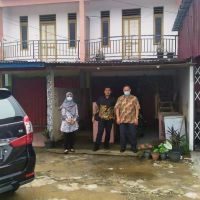 BNI Sambas : TB, SHM No 4263 LT 120 M2 berikut bangunan diatasnya, Jalan Tabrani Ahmad, Desa Lumbang, Kecamatan Sambas