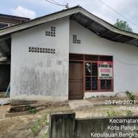Pool Advista : e. Tanah seluas 308 m2 SHM No.1132 + bangunan di Jl KH Abd. Rasyid No.167 RW II, Kel Keramat, Kec Rangkui