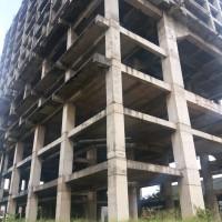 MANDIRI - sebidang tanah luas 3427 m2 berikut bangunan hotel belum jadi di Jalan Pembangunan Simpang Baloi Batu Selicin Batam