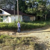 BRI Sintang 1B : TB, SHM No.5175 luas 2.000m2, Jl. Sintang-Melawi, Desa Sungai Ukoi , Kec. Sungai Tebelian, Kabupaten Sintang