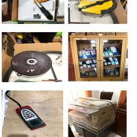 KPKNL Kisaran: 1 paket barang inventaris kantor sebanyak 33 unit, berupa peralatan dan mesin dalam keadaan rusak berat