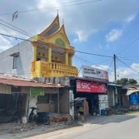 Bank Sumut-1. Tanah seluas 132 M2 dan bangunannya di Jl. P. Diponegoro, Desa/Kel. Cinta Rakyat, Kec. Percut Sei Tuan, Kab. Deli Serdang