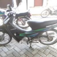 Honda NF 100 SL 2002 AG 2395 QP HITAM