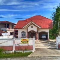 Bank Sumut -2. Tanah seluas 498 M2 dan bangunannya di Jl. Telaga Said Gang Sepakat, Desa/Kel. Pelawi Utara, Kec. Babalan, Kab. Langkat