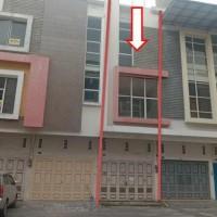 PANIN1- tanah seluas 60 m² berikut bangunan ruko di Jalan Pertempuran, di Pulo Brayan Kota, Kecamatan Medan Barat, Kota Medan