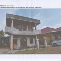 BRI BARITO 1 : Tnh + Bgn SHM No. 2943 luas 429 m2 di Jl. 28 Oktober Gg. Hoki Kel. Siantan Hulu Kota Pontianak