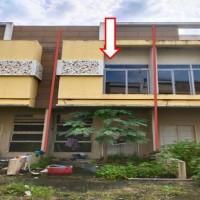 PANIN4- tanah seluas 57 m2 berikut bangunan di Komplek Makro Village, Kelurahan Cinta Damai, Kecamatan Medan Helvetia, Kota Medan