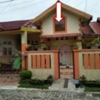 PANIN5- tanah seluas 136 m2 berikut bangunan di Pasar II Setia Budi, Komplek Graha Tanjung Sari, Kelurahan Tanjung Sari, Kota Medan
