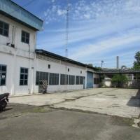 Kurator, 4 BIDANG TANAH luas total 4.772 m2 dengan bangunan gudang terletak di Kawasan Industri Medan I, Jalan Pulau Irian, Deli Serdang