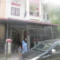 Bank Sahabat Sampoerna-Tanah & Bangunan  luas 88 M2 SHM No.1790 terletak di Kelurahan Sei Sikambing B Kota Medan