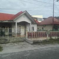 lelang agunan PT. BRI Cab. P. Raya Tanah + rumah debitur Ahyani SHM No.1548 an. Ahyani
