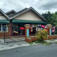 Lelang agunan PT. BRI Cab. P. Raya Tanah + rumah debitur Ahmad Muamar SHM No.315 an. H.A. Surya Effendi.