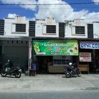 Lelang agunan PT. BRI Cab. P. Raya Tanah + toko debitur Hana Fatimah SHM No.3738 a.n. Hana Fatimah