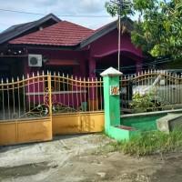 Lelang agunan PT. BRI Cab. P. Raya Tanah + rumah debitur Hana Fatimah SHM No.1388 a.n. Abdul Wahab