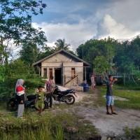 Lelang agunan PT. BRI Cab. P. Raya Tanah + rumah debitur Istiani SHM No.290 a.n. Istiani