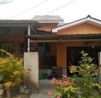 4.PT. Bank Mandiri RRCR Region II/Sumatera 2 Sebidang tanah dan bangunan sesuai SHM No. 1814 Luas Tanah = 156 M2