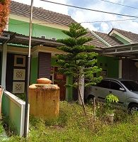 1.PT. Bank Mandiri RRCR Region II/Sumatera 2 Sebidang tanah dan bangunan sesuai SHGB No. 1184 Luas Tanah = 105 M2