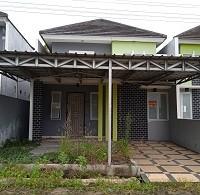 2.PT. Bank Mandiri RRCR Region II/Sumatera 2 Sebidang tanah dan bangunan sesuai SHM No. 2171 Luas Tanah = 124  M2