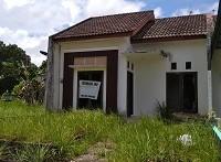 3.PT. Bank Mandiri RRCR Region II/Sumatera 2 Sebidang tanah dan bangunan sesuai SHM No. 1966 Luas Tanah = 90 M2