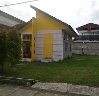 4.PT. Bank Mandiri RRCR Region II/Sumatera 2 Sebidang tanah dan bangunan sesuai SHGB No. 1188 Luas Tanah = 200 M2