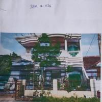 1 bidang tanah dengan total luas 296 m2 berikut bangunan di Bandar Lampung