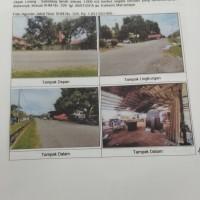 Bank Mandiri 1c: Tanah seluas 1006m2 SHM 326 dan bangunan terletak di Jalan Kusuma bangsa Kel.Kalisusu, Kec. Nabire, Kab Nabire