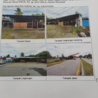 Bank Mandiri 1d: Tanah seluas 2480m2 SHM 491 dan bangunan terletak di Jalan RE Martadinata Kel.Siriwini, Kec. Nabire, Kab Nabire