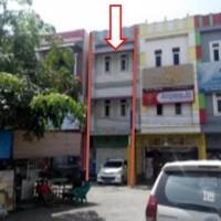 PT Bank Pan-tanah seluas 118 m²  SHM No. 779 berikut bangunan terletak di Jln Akasia II (SHM ditulis Jalan V.D.M-II) Kota Medan