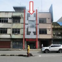 PT Bank Pan-tanah seluas 102 m2  SHM No. 493 berikut bangunan terletak di Jl.Pandu  No.1-D, Kel. Aur Medan