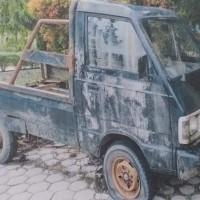 1(satu) unit Pick Up Suzuki Super Carry pada Pemerintah Kotamadya Palangka Raya