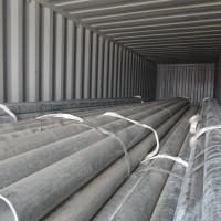 Bea Cukai Priok 2 : Galvanized Steel Pipe