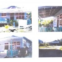 Lot 2, 1 bidang tanah SHM 00218 tanpa dokumen, luas 598, berikut bangunan di Desa Amasing Utara, Halsel (Rampasan Kejari Halmahera Selatan)