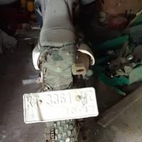 BDLHK Lot 3 - Kawasaki LX150C Tahun 2012 Nopol KT 3361 MZ