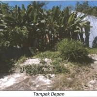 (BNI) Sebidang tanah kosong seluas 332 m2 terletak di Kebun Cengkeh, Kota Ambon