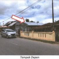 (BNI) Sebidang tanah dan bangunan seluas 341 m2 terletak di Tual