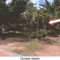 (BNI) Sebidang tanah kosong seluas 130 m2 terletak di Tual