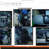 KPP Pratama Biak: 1 Paket inventaris kantor dalam kondisi rusak berat