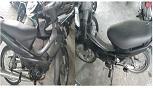 KPPBC PONTIANAK 3 : Honda / NF100L Nopol KB 2903 WL Tahun 2005