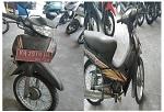 KPPBC PONTIANAK 4 : Honda / NF100L Nopol KB 2919 WL Tahun 2005
