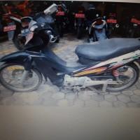 KKP Panjang Lot 2. 1 (satu) Unit Sepeda Motor Merk Honda Tahun 2005 Nopol BE 6248 BZ kondisi Rusak Berat