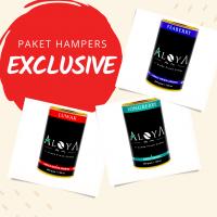 Aloya Coffee 14-Paket Hampers Exclusive Terdiri Dari 3 Kopi : Luwak Liar, Peaberry dan Longberry