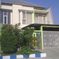 Sebidang tanah & bangunan SHM No. 01207 luas 250 m2 terletak di Ds/Kel. Randegansari, Kec. Driyorejo, Kab. Gresik (Bank Danamon)