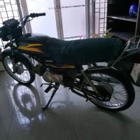 Satu Unit sepeda motor, Merk/Type: Honda/Win MCB 97 Sport