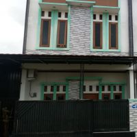 BRIAgro1: Sebidang tanah berikut bangunan, di Perumahan Green Pajang Residence, Kota Tangerang