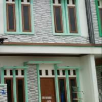 BRIAgro2: Sebidang tanah berikut bangunan, di Perumahan Green Pajang Residence, Kota Tangerang