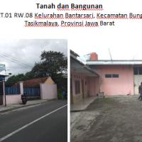 Muamalat 1. T/B, LT 1.060 m2 di Jl.Bantarsari RT.01/08, Kel.Bantasari, Kec.Bungursari, Kota Tasikmalaya