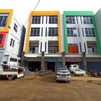 1 BNI Pontianak: Sebidang tanah SHM 17475 luas tanah 80 m2 berikut bangunan ruko di Kel Sungai Bangkong, Kec Pontianak Kota, Kota Pontianak