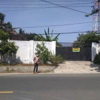 BRI Pacitan 2. Tanah SHM No.2136 seluas 1698 m2 di Jalan Raya Pacitan Solo, Kel Sidoharjo, Kec/Kab.Pacitan