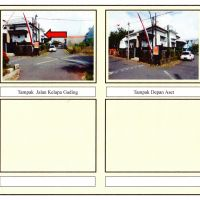 Kurator KSU Mitra Perkasa 11) :Tanah Bangunan di Jl. Kelapa Gading No 10, Jrebeng Wetan, Kota Probolinggo. SHM No. 1663, Luas Tanah : 196 m2