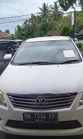 1. KPP Pangkalpinang 1 (satu) Unit Mobil Toyota Kijang Innova G No. Polisi BN 1034 PP Tahun 2012